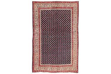 Sarough Orientalisk Matta 131x208 Patina