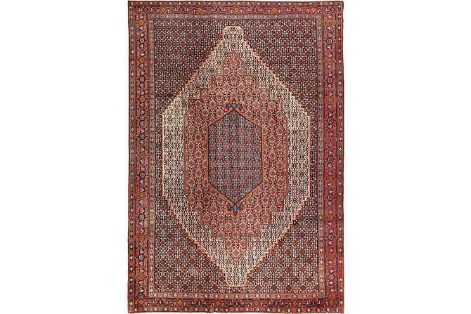 Senneh Matta 210x303 Stor - Brun - Heminredning - Mattor - Orientaliska mattor