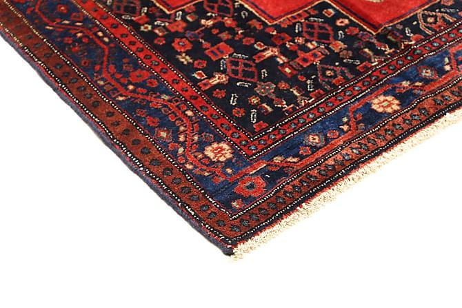 Senneh Orientalisk Matta 123x269 Persisk - Röd - Heminredning - Mattor - Orientaliska mattor