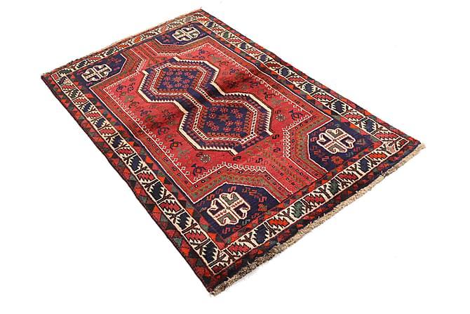 Shiraz Orientalisk Matta 111x162 - Röd - Heminredning - Mattor - Orientaliska mattor