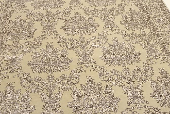Stor Matta Tabriz 206x206 - Beige - Heminredning - Mattor - Orientaliska mattor