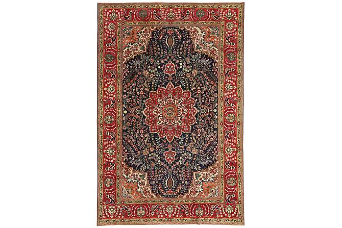 Tabriz Matta 200x312 Stor - Flerfärgad - Heminredning - Mattor - Orientaliska mattor