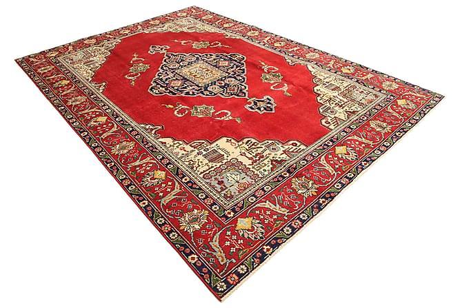Tabriz Matta 236x324 Stor - Röd - Heminredning - Mattor - Orientaliska mattor