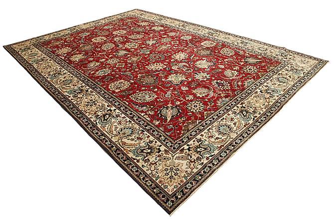 Tabriz Matta 284x390 Stor - Flerfärgad - Heminredning - Mattor - Orientaliska mattor