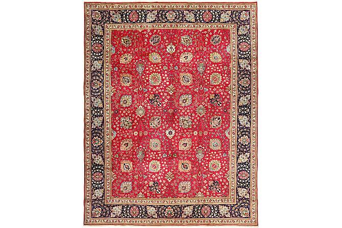 Tabriz Matta 295x375 Stor - Röd - Heminredning - Mattor - Orientaliska mattor