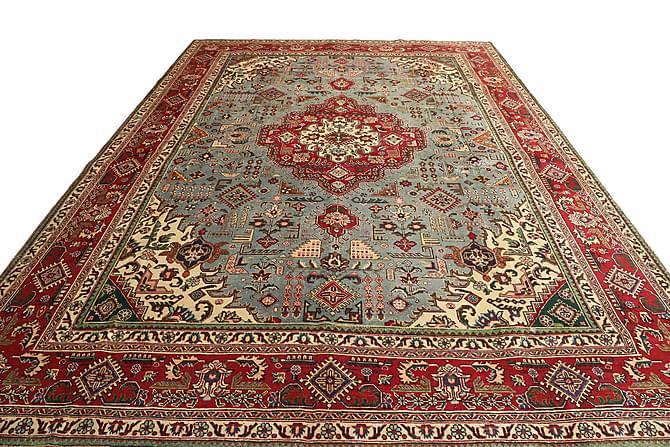 Tabriz Matta 296x392 Stor - Flerfärgad - Heminredning - Mattor - Orientaliska mattor
