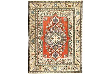 Tabriz Orientalisk Matta 137x187 Patina