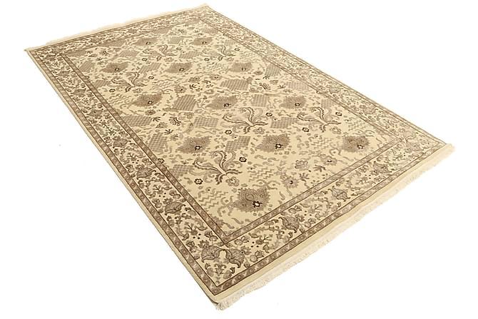 Tabriz Orientalisk Matta 149x238 - Beige - Heminredning - Mattor - Orientaliska mattor