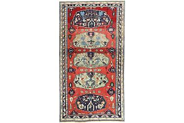 Tabriz Orientalisk Matta 157x290 Patina