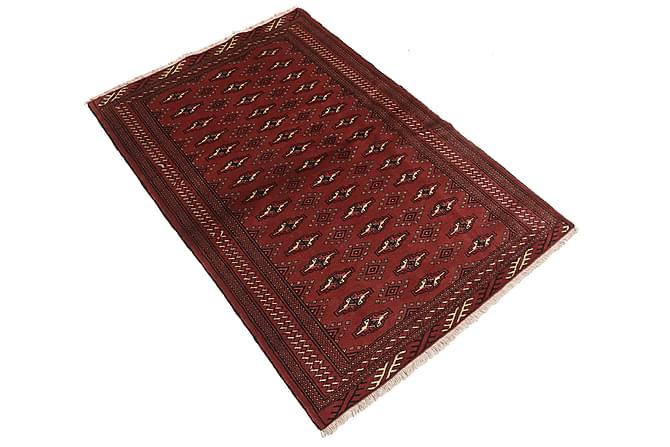 Turkaman Orientalisk Matta 100x143 Persisk - Röd - Heminredning - Mattor - Orientaliska mattor