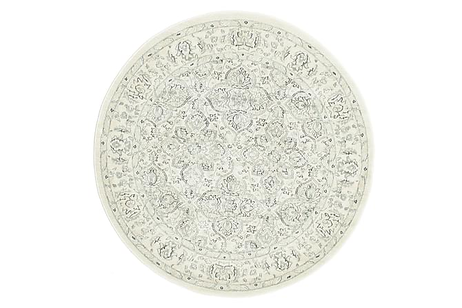 Ziegler Rund Matta 150 - Vit - Heminredning - Mattor - Orientaliska mattor