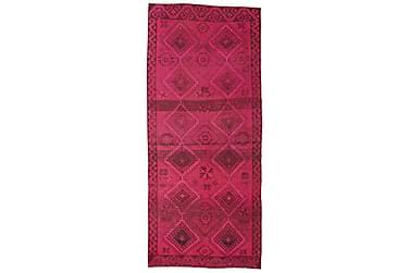 Colored Vintage Patchworkmatta 131x290