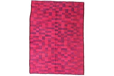 Colored Vintage Patchworkmatta 144x195