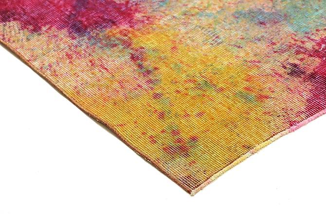 Colored Vintage Patchworkmatta 144x265 - Flerfärgad - Heminredning - Mattor - Patchwork-matta