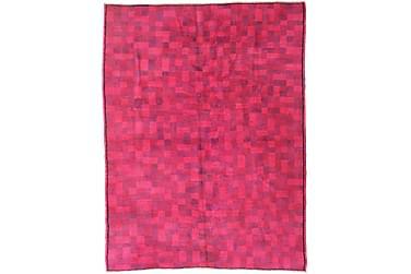 Colored Vintage Patchworkmatta 150x203