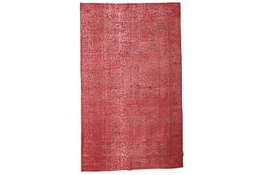 Colored Vintage Patchworkmatta 162x263 Stor