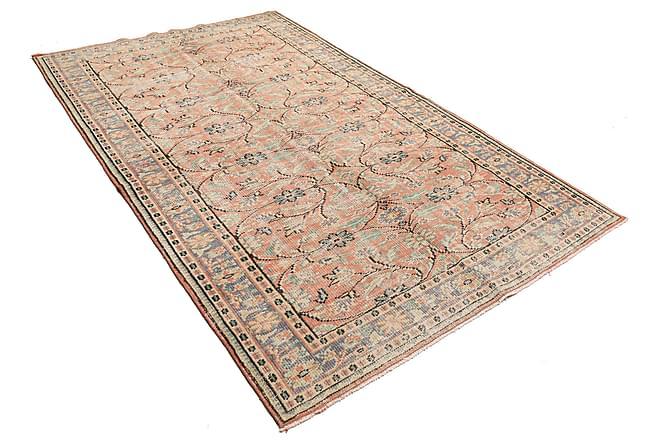 Colored Vintage Patchworkmatta 163x264 Stor - Beige - Heminredning - Mattor - Patchwork-matta