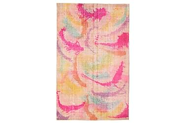 Colored Vintage Patchworkmatta 164x260 Stor