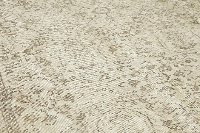 Colored Vintage Patchworkmatta 170x300 Stor - Beige - Heminredning - Mattor - Patchwork-matta