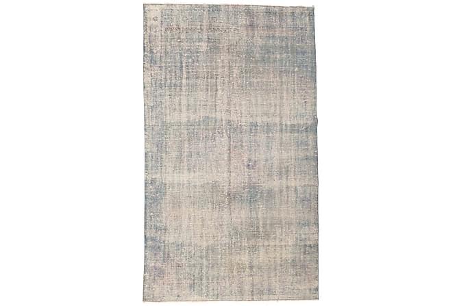 Colored Vintage Patchworkmatta 171x292 Stor - Beige/Grå - Heminredning - Mattor - Patchwork-matta