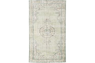 Colored Vintage Patchworkmatta 175x300 Stor