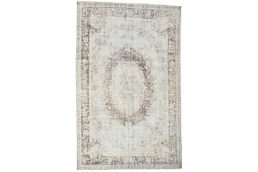Colored Vintage Patchworkmatta 176x277 Stor