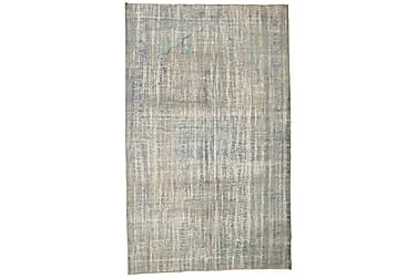Colored Vintage Patchworkmatta 176x288 Stor