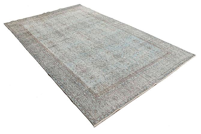 Colored Vintage Patchworkmatta 177x284 Stor - Beige/Grå - Heminredning - Mattor - Patchwork-matta