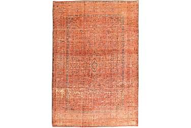 Colored Vintage Patchworkmatta 203x297 Stor