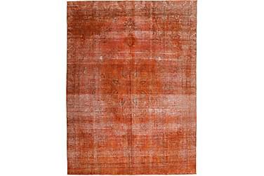 Colored Vintage Patchworkmatta 262x350 Stor