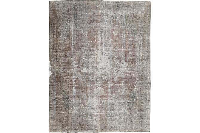 Colored Vintage Patchworkmatta 283x374 Stor - Beige/Grå - Heminredning - Mattor - Patchwork-matta