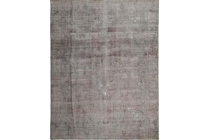 Colored Vintage Patchworkmatta 289x370 Stor - Beige/Grå - Heminredning - Mattor - Patchwork-matta