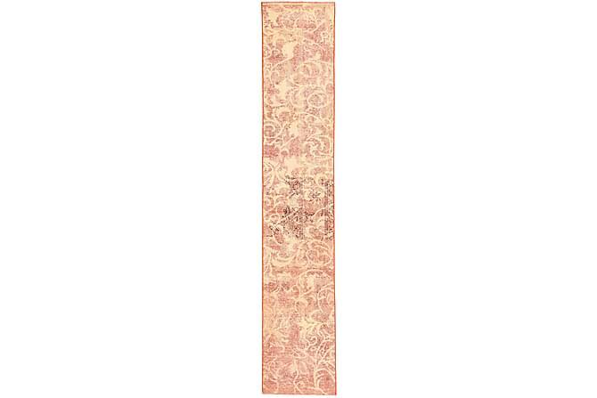 Colored Vintage Patchworkmatta 67x388 Stor - Beige/Brun - Heminredning - Mattor - Patchwork-matta