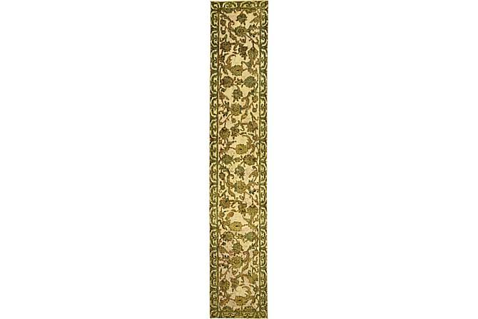 Colored Vintage Patchworkmatta 83x470 Stor - Beige/Gul - Heminredning - Mattor - Patchwork-matta