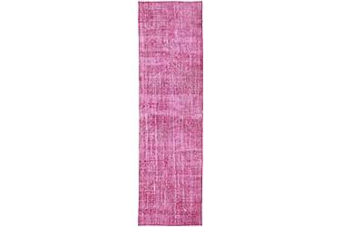 Colored Vintage Patchworkmatta 90x324 Stor