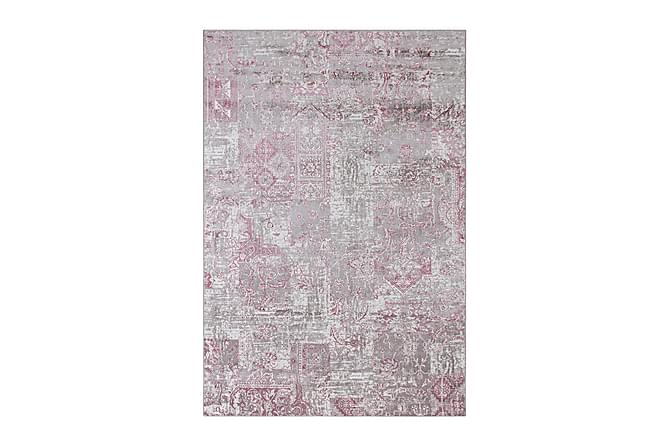 Faro Patch 200x290 - Old Pink - Heminredning - Mattor - Patchwork-matta