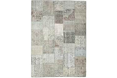 Isfahan Patchworkmatta 251x351 Stor Modern