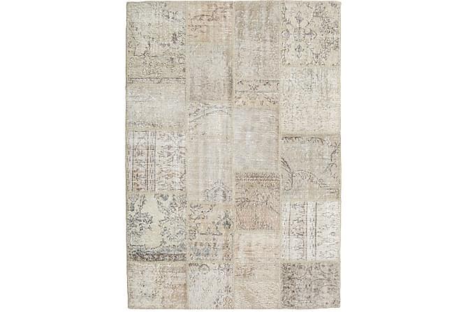 Kathy Patchworkmatta 134x200 Modern - Beige - Heminredning - Mattor - Patchwork-matta