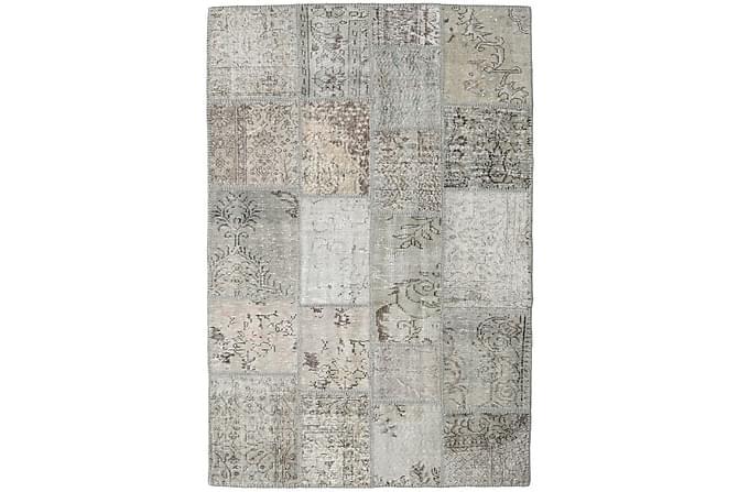 Kathy Patchworkmatta 136x204 Modern - Beige/Grå - Heminredning - Mattor - Patchwork-matta