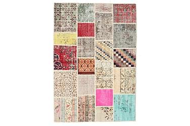 Kathy Patchworkmatta 138x203 Modern