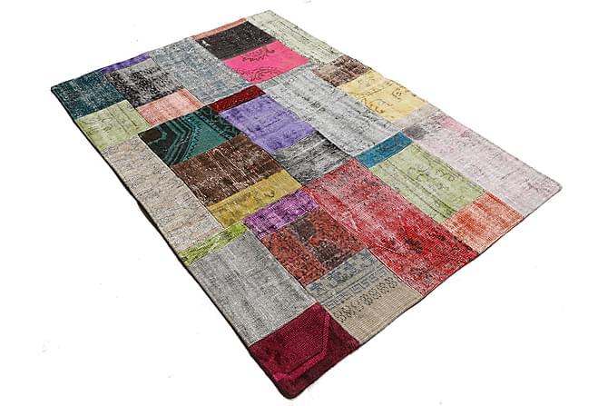 Kathy Patchworkmatta 141x200 Modern - Flerfärgad - Heminredning - Mattor - Patchwork-matta