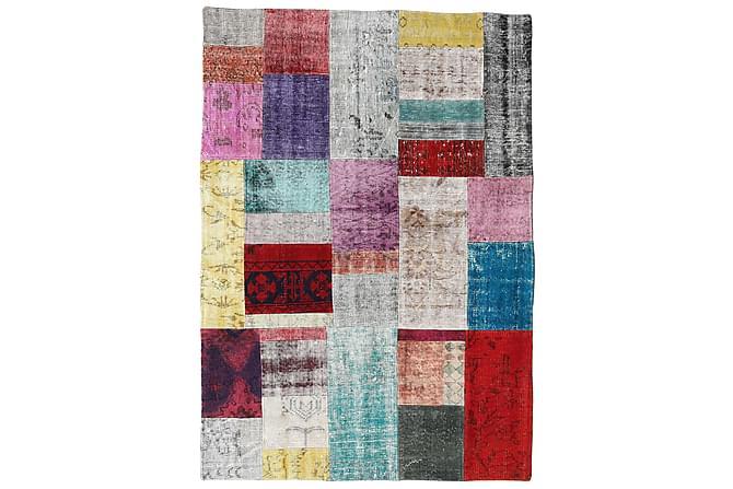 Kathy Patchworkmatta 142x200 Modern - Flerfärgad - Heminredning - Mattor - Patchwork-matta