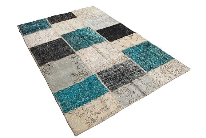 Kathy Patchworkmatta 157x232 Modern - Flerfärgad - Heminredning - Mattor - Patchwork-matta