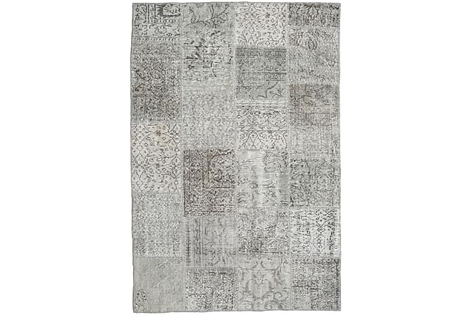 Kathy Patchworkmatta 157x233 Modern - Grå - Heminredning - Mattor - Patchwork-matta
