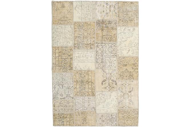 Kathy Patchworkmatta 158x230 Modern - Beige - Heminredning - Mattor - Patchwork-matta
