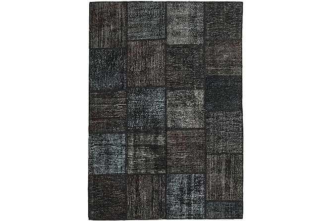 Kathy Patchworkmatta 158x230 Modern - Grå - Heminredning - Mattor - Patchwork-matta
