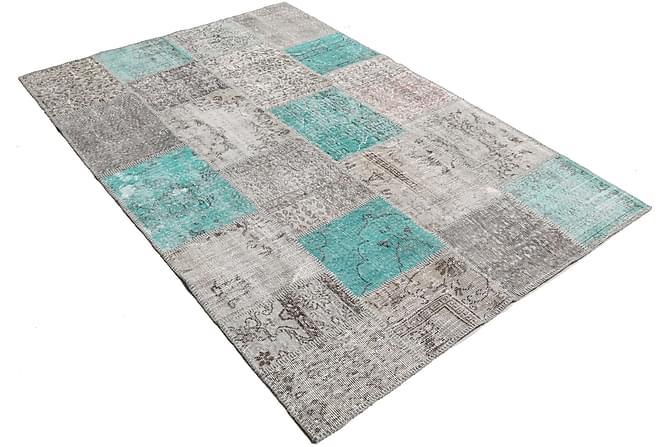 Kathy Patchworkmatta 158x231 Modern - Flerfärgad - Heminredning - Mattor - Patchwork-matta