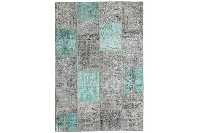 Kathy Patchworkmatta 158x232 Modern - Grå - Heminredning - Mattor - Patchwork-matta