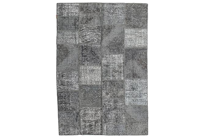 Kathy Patchworkmatta 160x230 Stor Modern - Grå - Heminredning - Mattor - Patchwork-matta