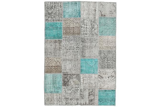 Kathy Patchworkmatta 160x231 Stor Modern - Flerfärgad - Heminredning - Mattor - Patchwork-matta